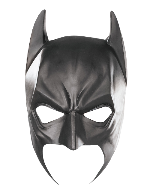 Batman png transparent image. Mask clipart bat