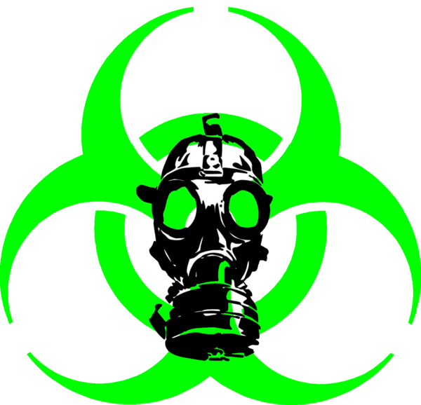 And cut free images. Mask clipart biohazard
