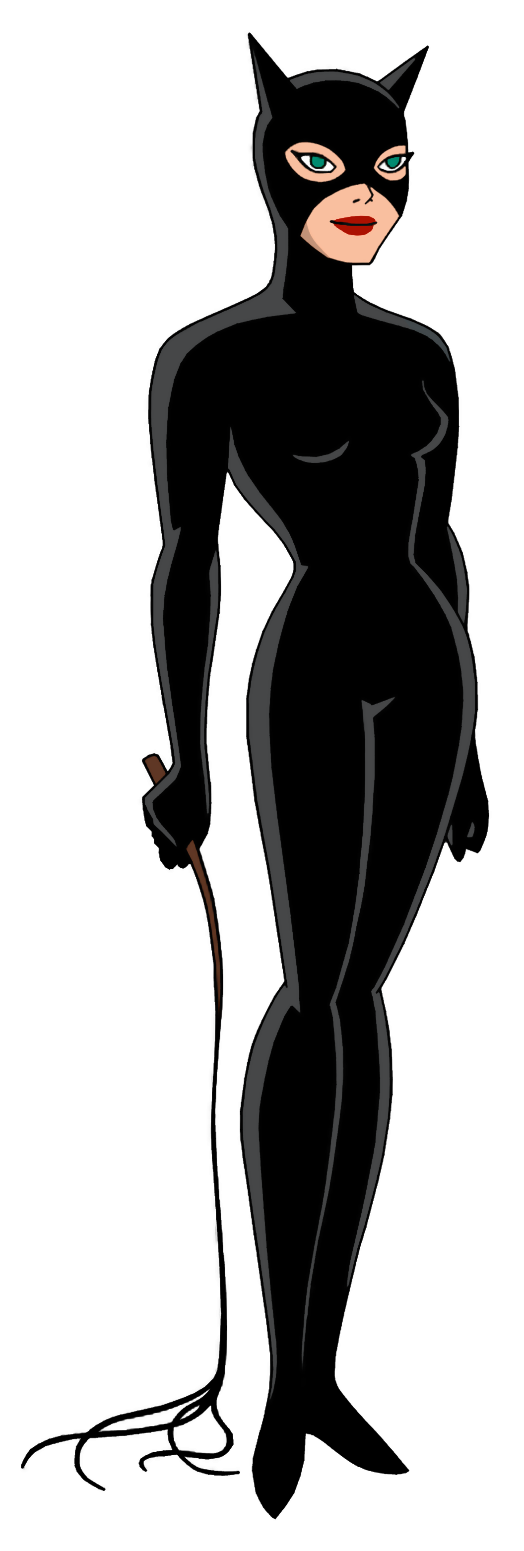 Catwoman silhouette at getdrawings. Mask clipart cat woman