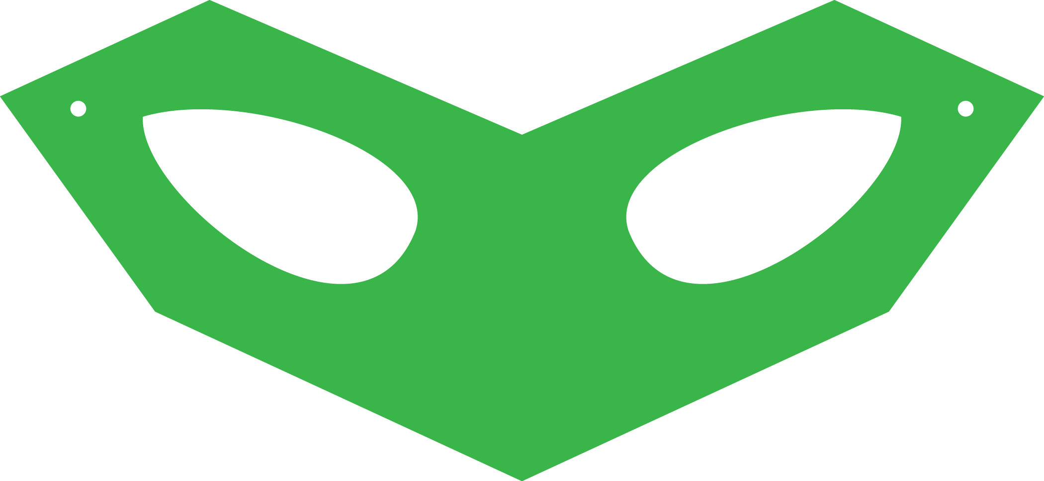 Mask clipart green lantern. Http coscave com project