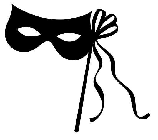 Free masquerade cliparts download. Mask clipart masked