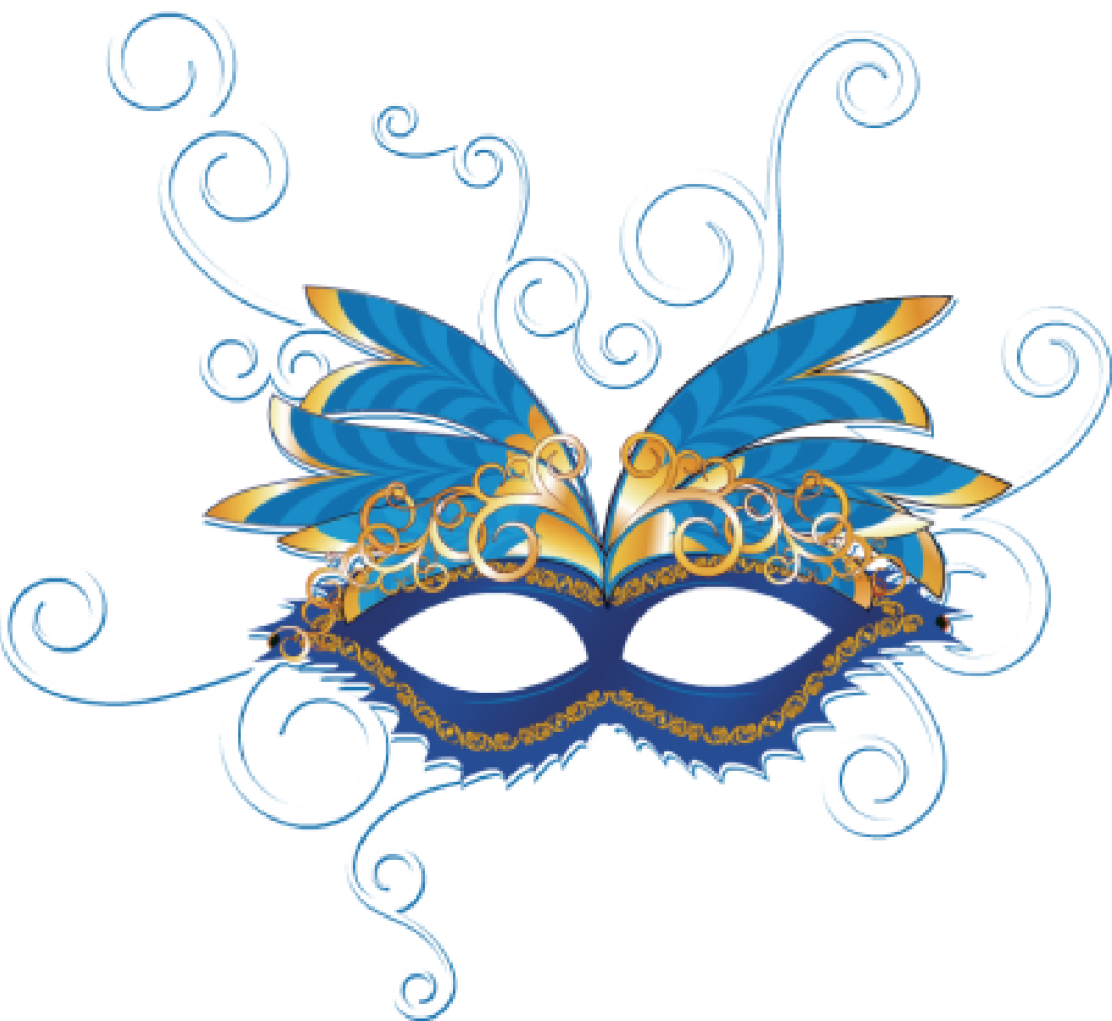 Mask clipart masquerade. Children s winter hobbs