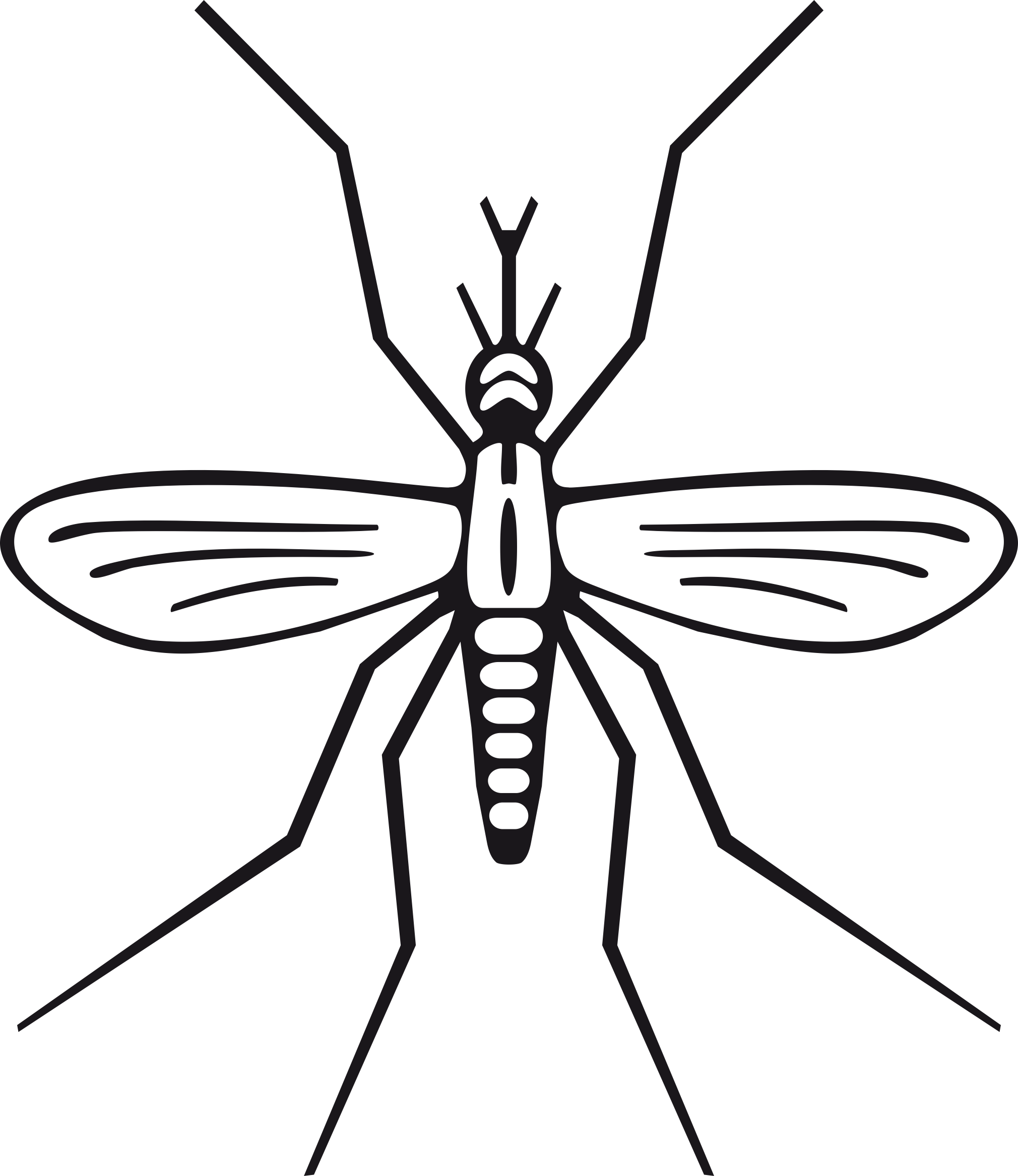 collection of drawing. Mask clipart mosquito