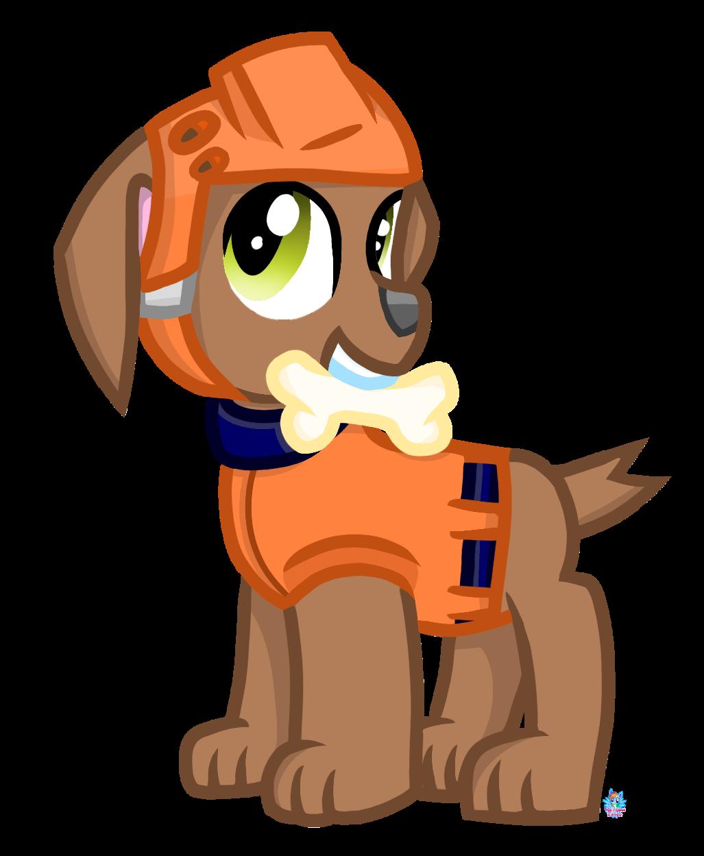 Patrol zuma at getdrawings. Paw clipart anime dog