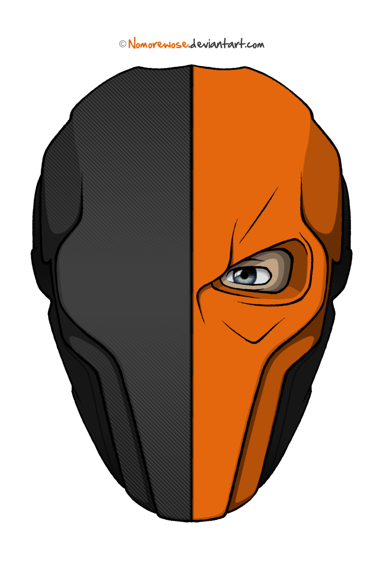 Mask clipart robber.  collection of deathstroke