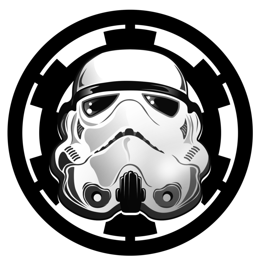 Starwars clipart rebel alliance. Stormtrooper logos