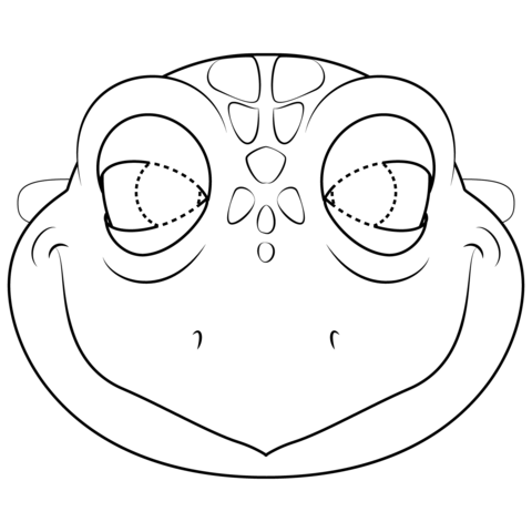 mask clipart tortoise mask tortoise transparent free for