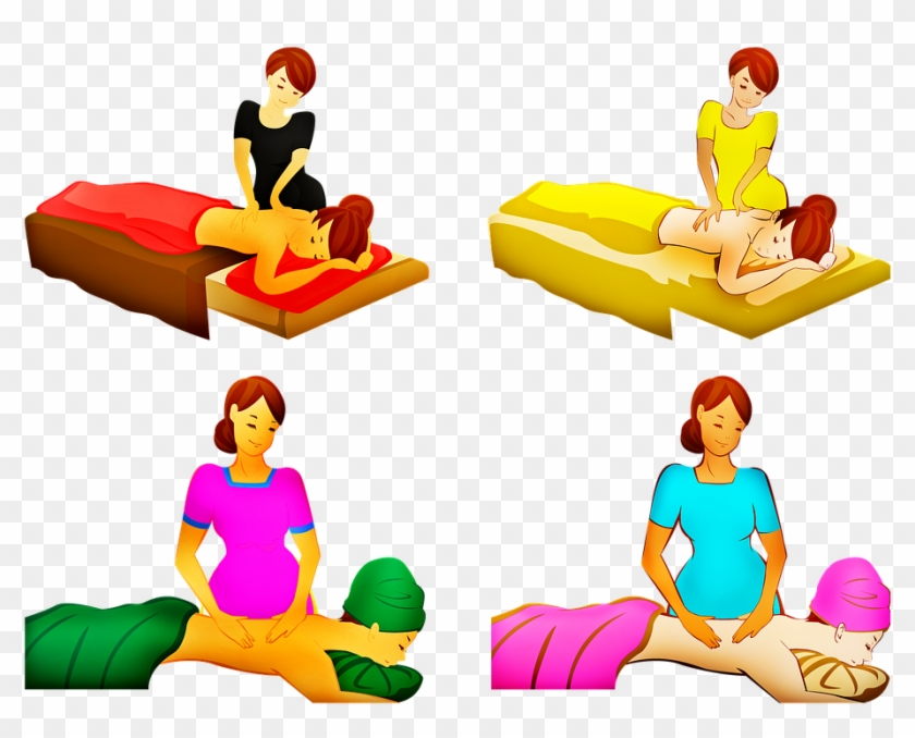 Massage clipart relaxing. Relax therapist hd png