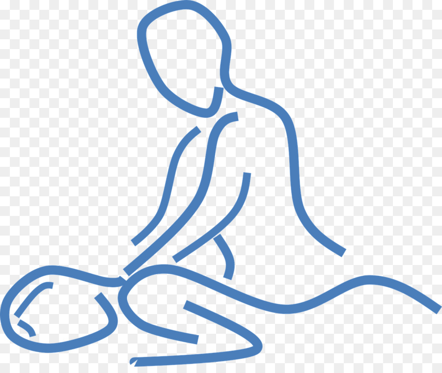 Massage clipart transparent. Blue circle white clip