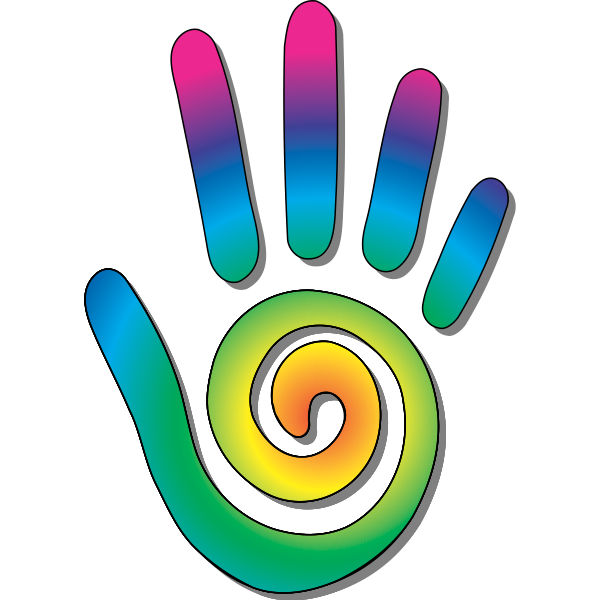 Energy medicine bodywork thai. Massages clipart hand symbol