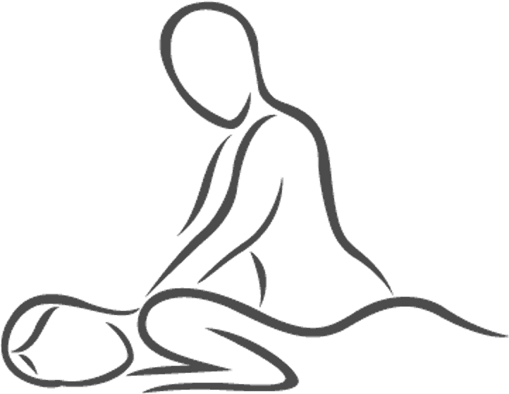 Women to men body. Massages clipart salon spa