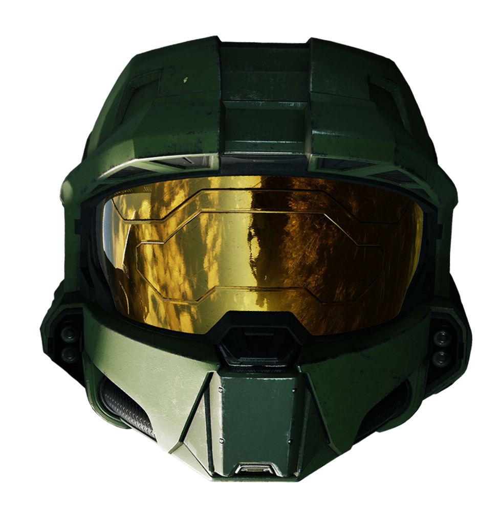 High resolution image of. Master chief helmet png