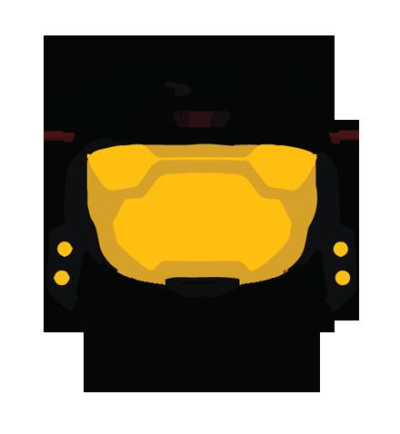 Halo gaming tshirt india. Master chief helmet png