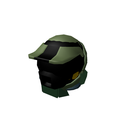 Roblox. Master chief helmet png