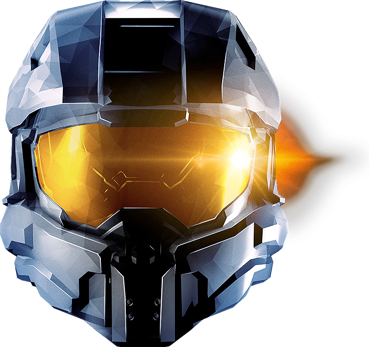 Halo the collection combat. Master chief helmet png