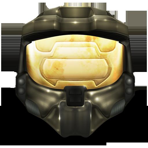 Icon icons softicons com. Master chief helmet png