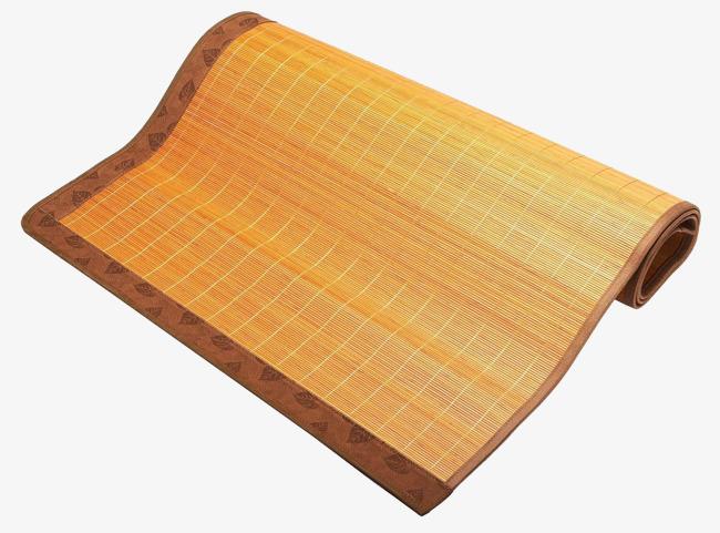Mat clipart. Bamboo charcoal fine mats