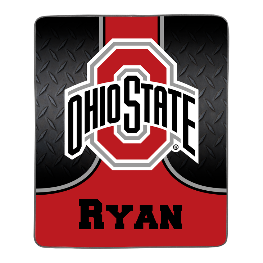 Ohio state graphite pixel. Mat clipart bed blanket