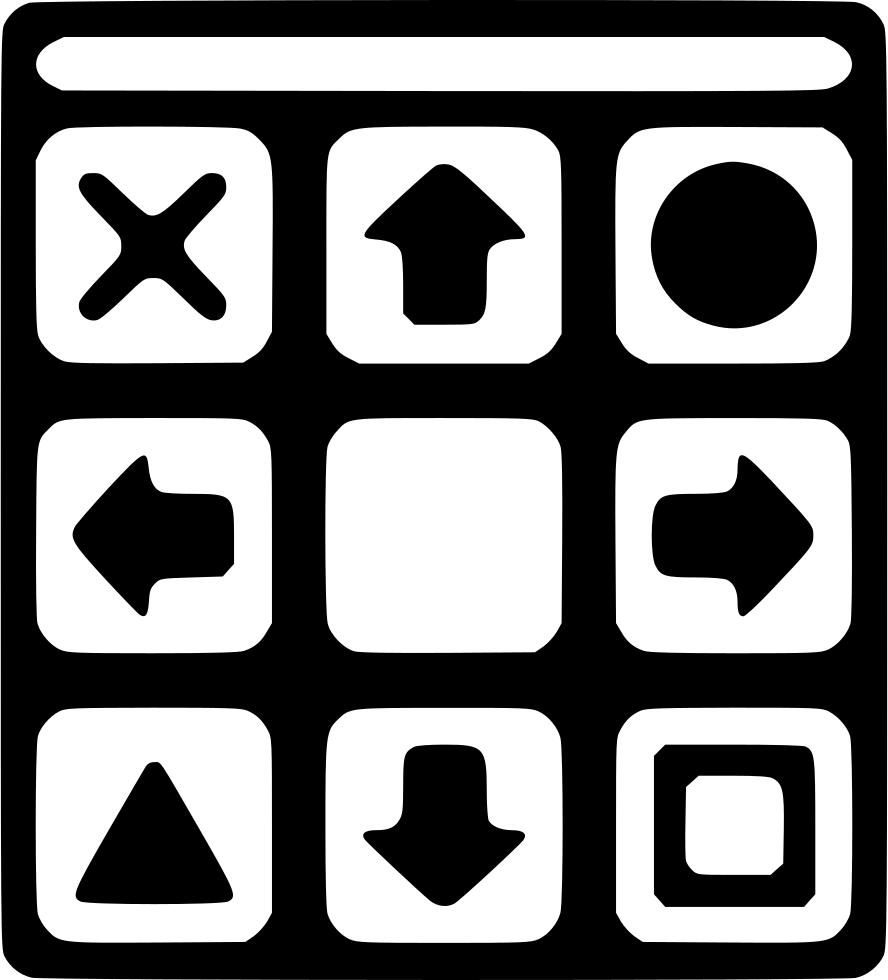 Mat round mat