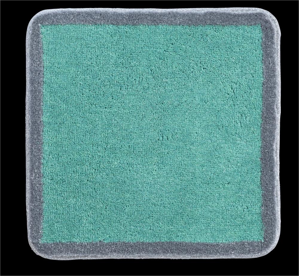 Mat clipart square rug. Bathroom rugs rheingold mintturquoise