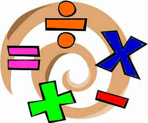 Math clipart. Panda free images