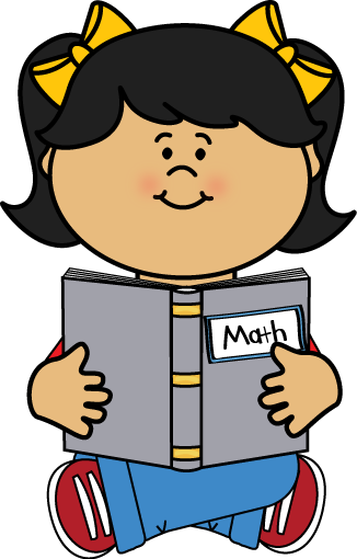Math clip art class. Addition clipart kid
