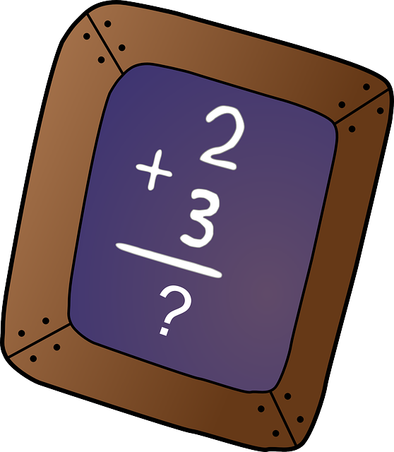 multiplication clipart math education