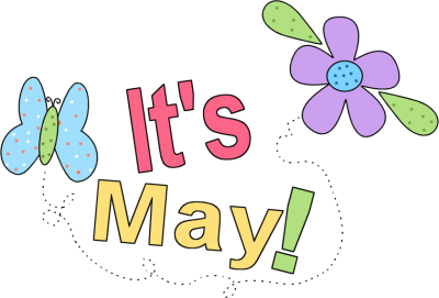 Month of free . May clipart