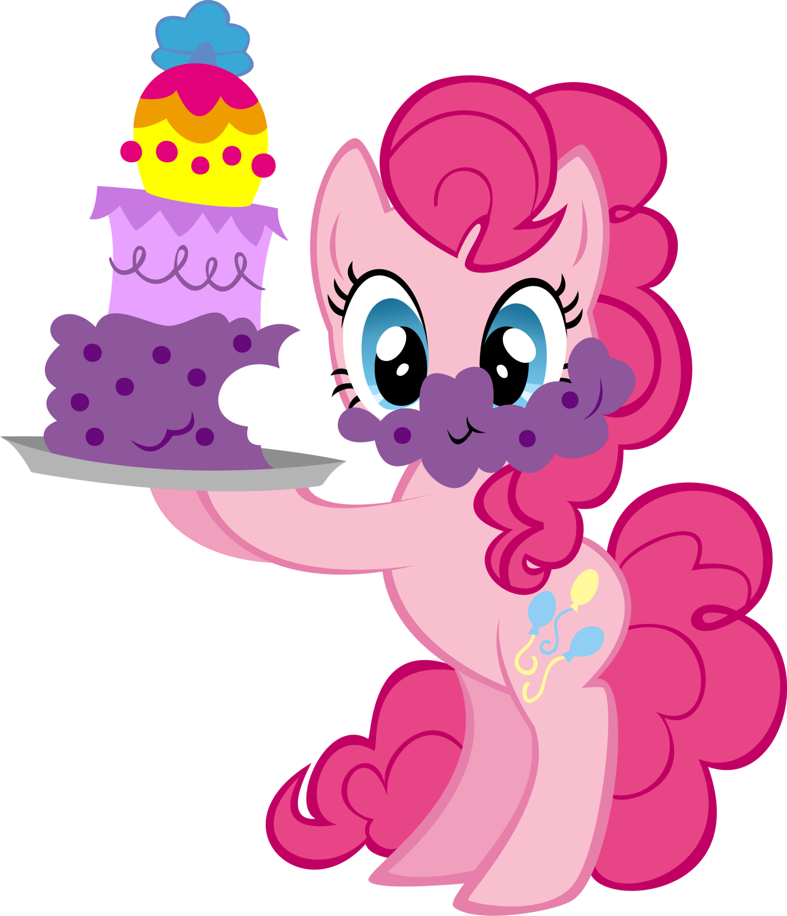 Pie clipart fruit pie. Image pinkie with cake