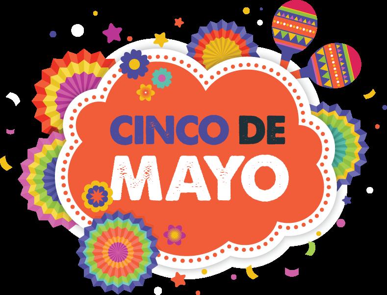 Celebrating cinco de mayo. Schedule clipart calendar spanish