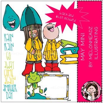 Clip art mini . Melonheadz clipart may