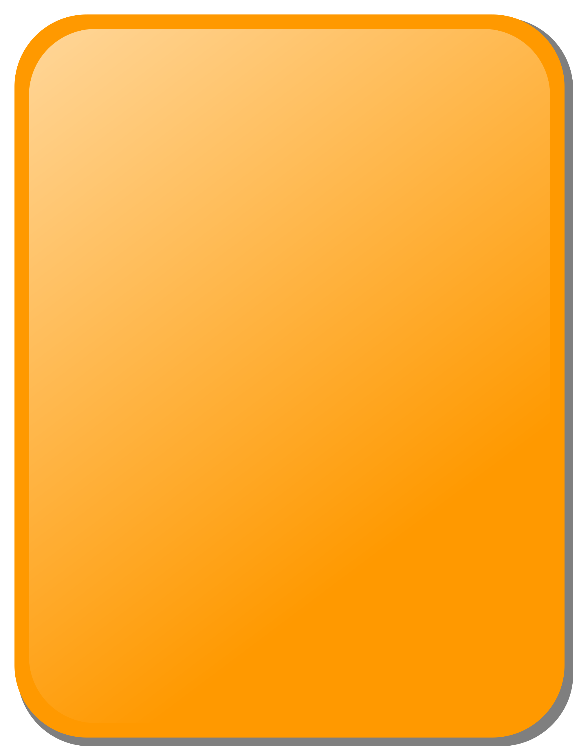 Square clipart orange. File card svg wikimedia