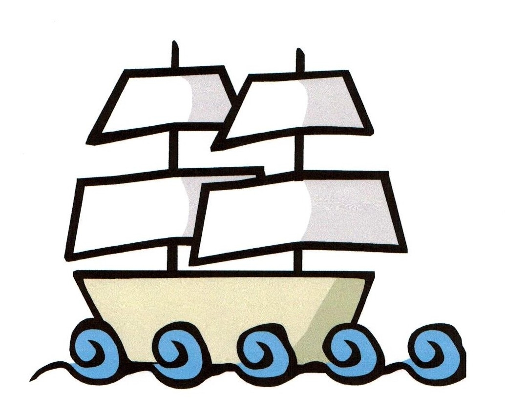 New gallery digital collection. Mayflower clipart