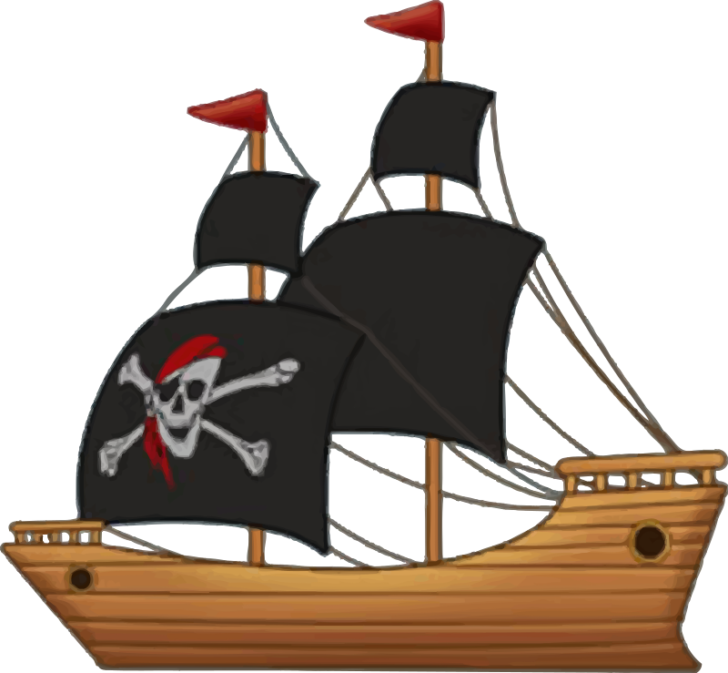 Mayflower clipart colonial ship. Free pirate clip art