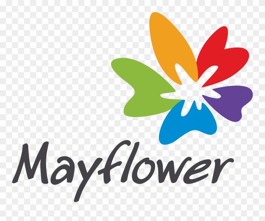 Single design png . Mayflower clipart flower