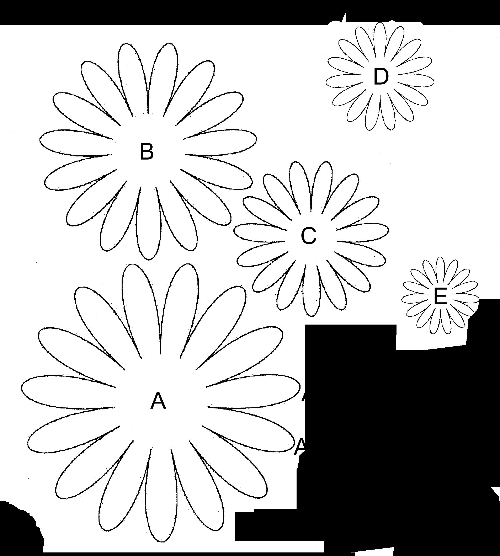 Felt daisies lazy of. Mayflower clipart gerbera flower
