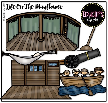 Mayflower clipart journey. Life on the clip