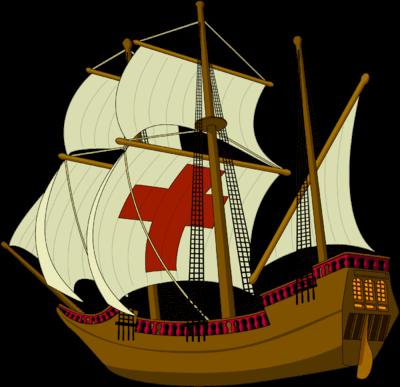Mayflower clipart preschool. Silhouttee cliparts zone