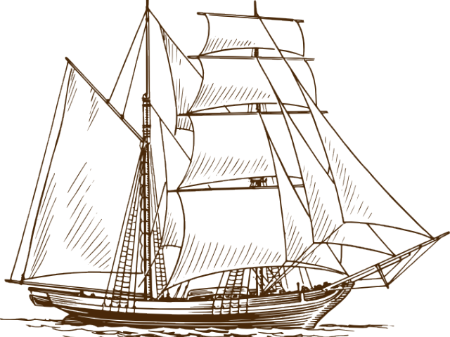 Easy ship free on. Mayflower clipart sail boat