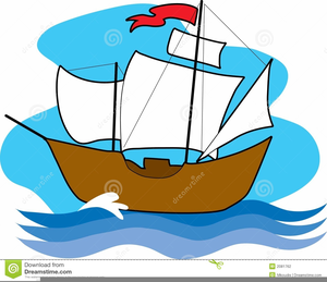 Mayflower clipart water. Ship free images at
