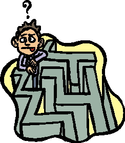 Maze clipart. Clip art entertainment picgifs