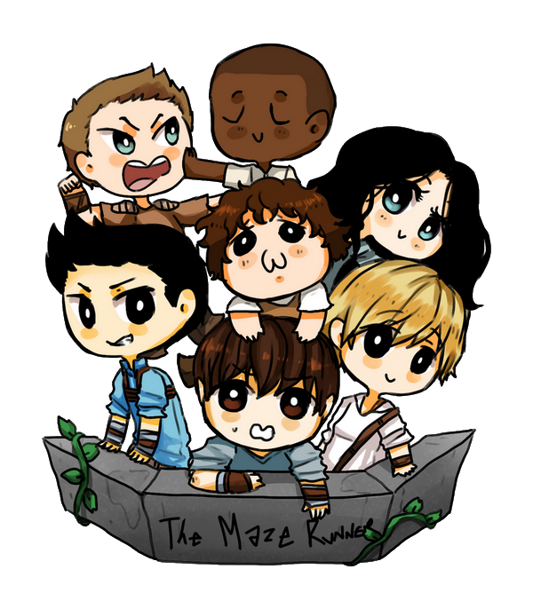 Gladers by reikiwie on. Maze clipart childrens