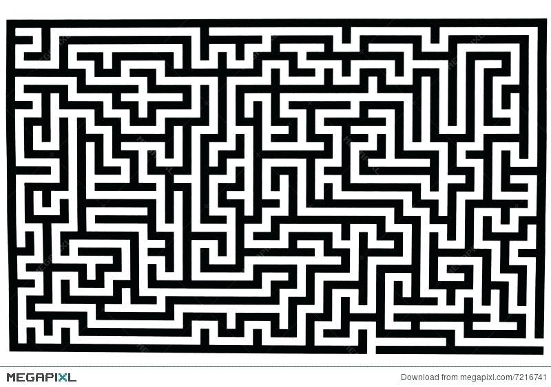 Maze clipart complicated. Monmouthuniversity org