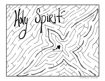 Fruits of the holy. Maze clipart handwriting