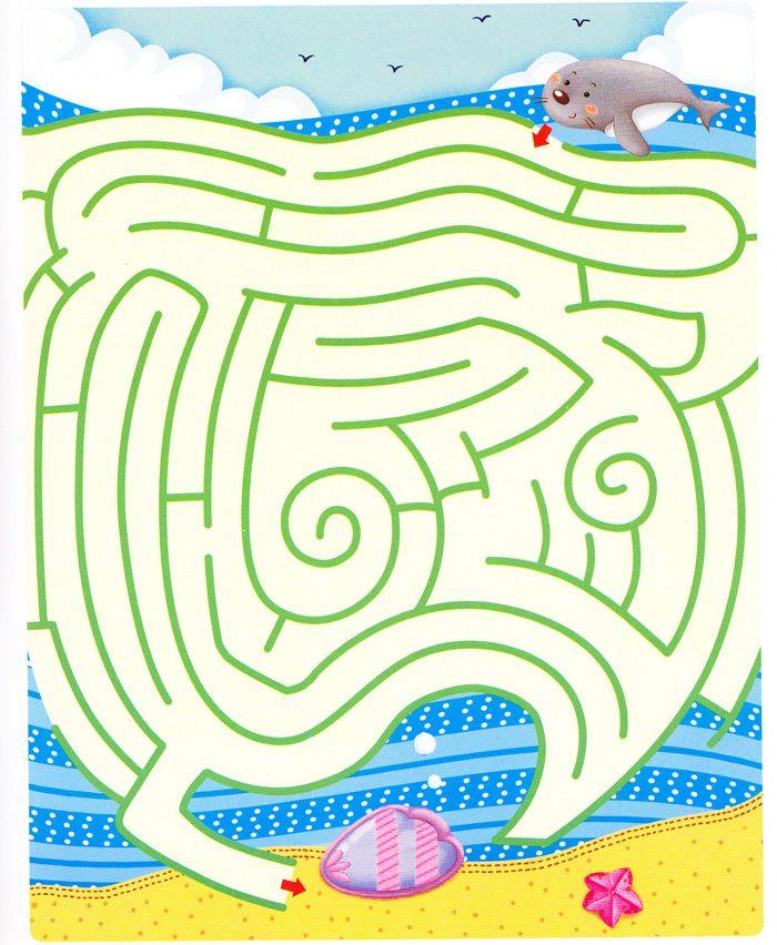 Maze clipart handwriting. Games kids free printable