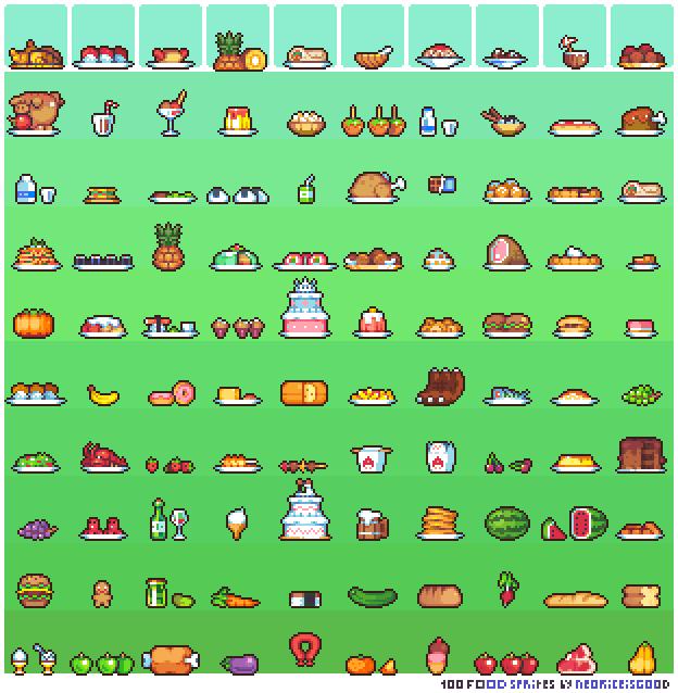 Maze pixelated