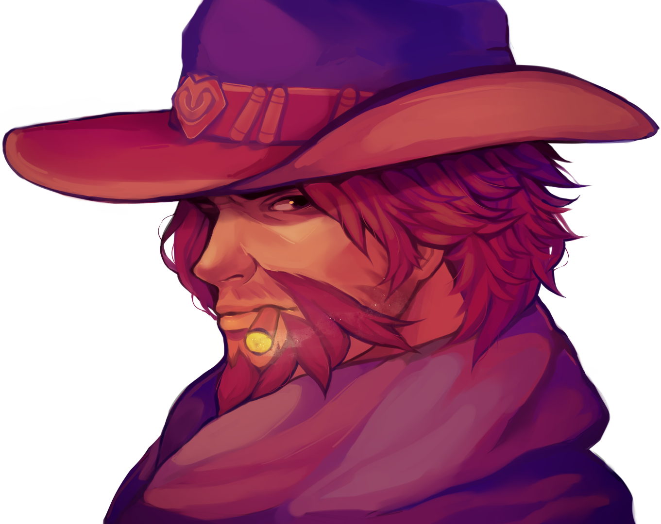 Portrait pinterest. Mccree overwatch png