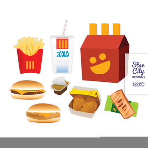 Free images at clker. Mcdonalds clipart