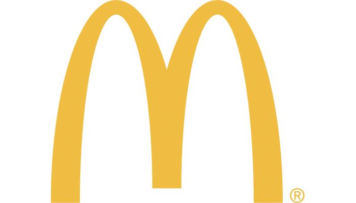 mcdonalds clipart blank