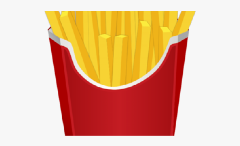 Fries hat french cliparts. Mcdonalds clipart combo meal